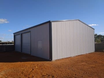 Workshop Garage Shed X X Leonora Thumb   10m X 14m X 4m Workshop Garage Shed Leonora   Supplied and Build by Roys Sheds