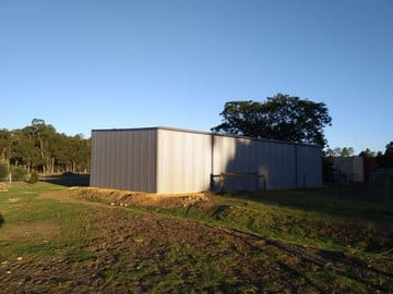 Farm Shed X X Dwellingup Thumb   17m X 9m X 3.4m Farm Shed Dwellingup   Supplied and Build by Roys Sheds