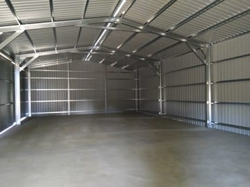 20x10 Garage Workshop Shed Built In Narrogin Roys Sheds