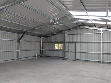 Storage Shed X X Oakford Thumb   12m X 12m X 3m Storage Shed Oakford   Supplied and Build by Roys Sheds