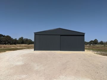 Workshop Shed X X North Dandalup Thumb   20m X 10m X 3.6m Workshop Shed North Dandalup   Supplied and Build by Roys Sheds