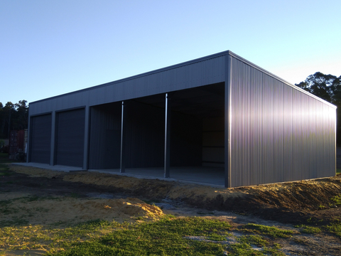 Farm Shed   American Barn   Supplied and Build by Roys Sheds
