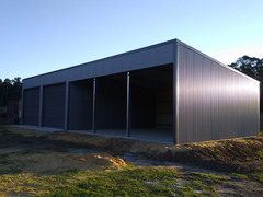 Farm Shed   Farm   Supplied and Build by Roys Sheds