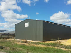 Workshop   Residential   Supplied and Build by Roys Sheds